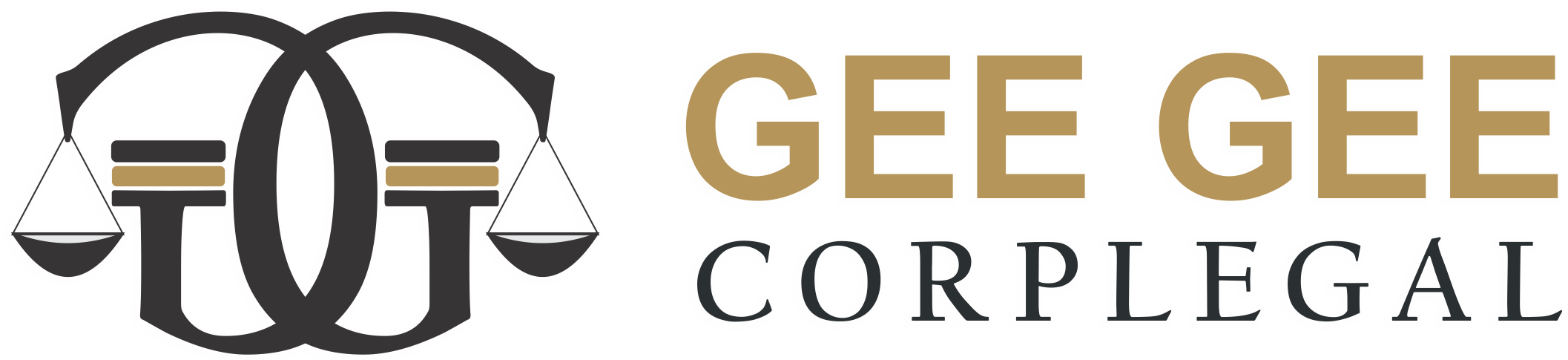 Gee Gee Corp Legal Logo